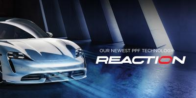 Reaction Paint Protection Film